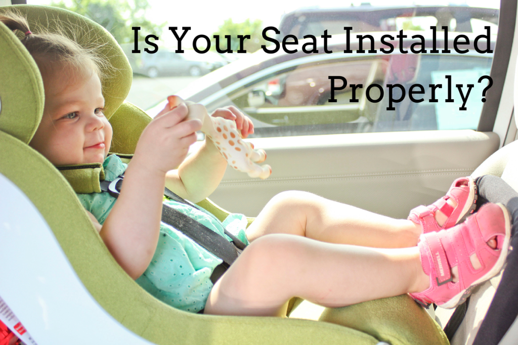 Car Seat Installation Inspection Binx Parenting Services Albany