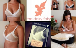 dairy fairy collage