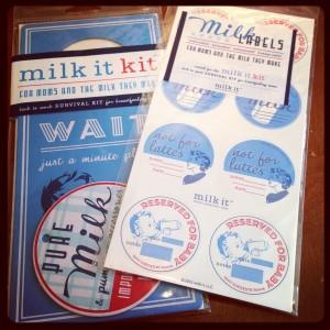 Milk It Kits