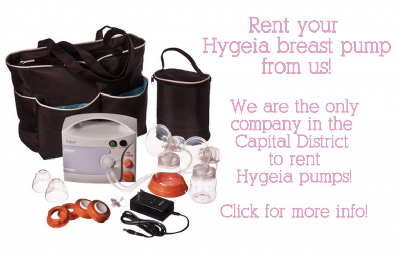 Breast Pump Rentals
