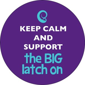 The Big Latch On Support