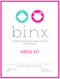 BINX Media Kit