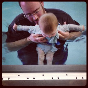 SwimZip swim class Laney