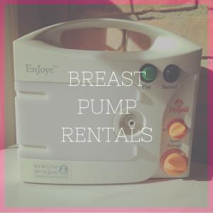 Breast Pump Rentals
