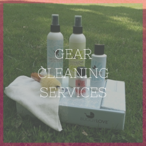 Gear Cleaning