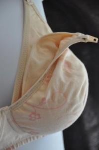 Nizo Wear Nursing Bra Pocket