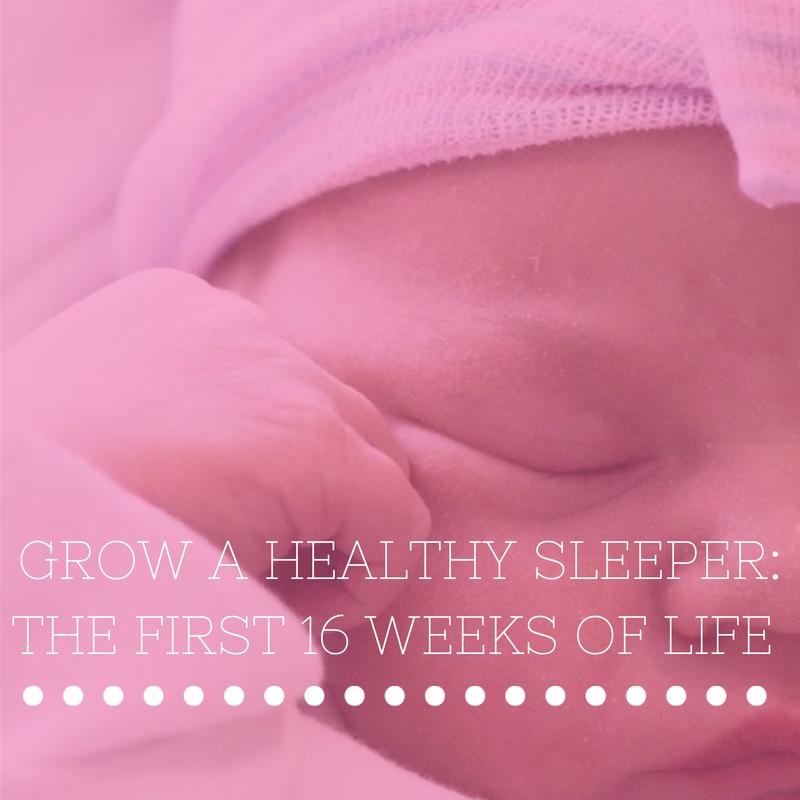 Grow A Healthy Sleeper: Newborn Sleep