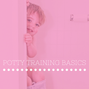 Potty Training Basics