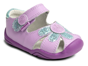 Pediped Grip'n'Go Daisy Purple