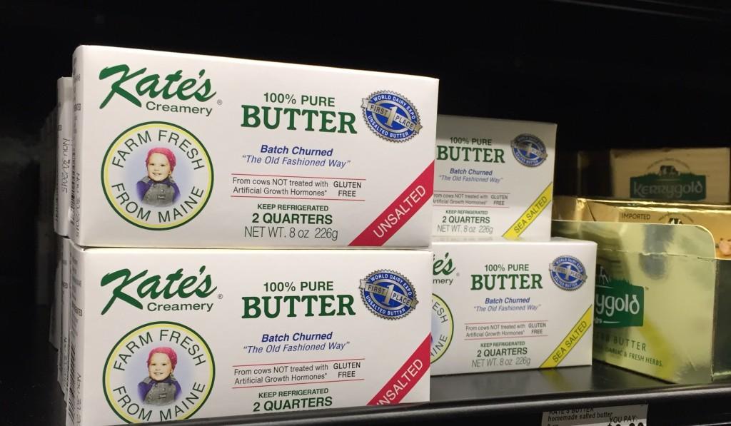 HLM butter