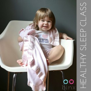 healthy sleep for babies, toddler and children class